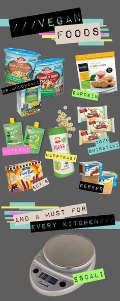 Some of our favorite brands to make a plant-based diet easy and delicious! No need to give up your favorite treats--just try these vegan versions :)
