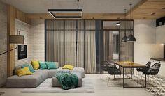泰國 Loft 現代個性公寓 - DECOmyplace