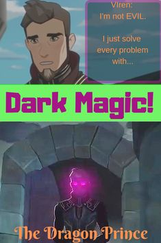 Netflix has this little show called the Dragon Prince. It's full of unique characters like this guy Viren. Check it out. Netflix Original Anime, Netflix Anime, Elf Dad, Western Anime, Anime Reviews, Netflix Originals, Am In Love, Geek Culture, Rwby