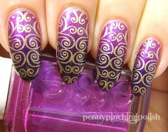 Born Pretty Store Review - Part 1 http://pennypinchingpolish.blogspot.co.uk/2014/09/born-pretty-store-review-part-1.html