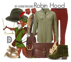 """""""Robin Hood"""" by leslieakay ❤ liked on Polyvore featuring Jami, Barbisio, Lee, Lele Sadoughi, Equipment, FOSSIL, Angela & Roi, Bling Jewelry, Palm Beach Jewelry and women's clothing"""