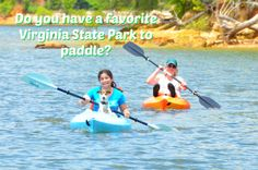 36 Virginia State Parks to choose from, which one is yours? http://www.dcr.virginia.gov/state-parks/find-a-park.shtml