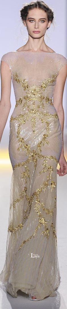 ♔LAYA♔ZUHAIR MURAD S/S 2013 COUTURE♔     jaglady