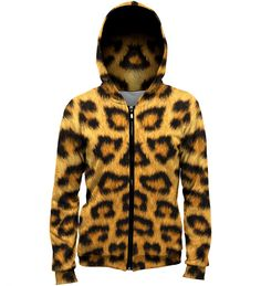 LEOPArD SPOTS hoodie | Mr. Gugu & Miss Go