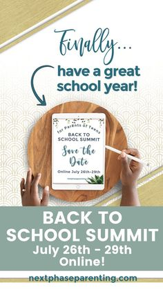 It's here! Our Back-to-School summit! For parents of older teens and empty nesters... More than 25 fabulous speakers! Topics include: college admissions, scholarship search, downsizing, cooking for 2 again, high school issues, college prep, parenting adult children, and more! Study Skills, Study Tips, Life Skills, Parenting Teens, Parenting Quotes, Parenting Advice, School Scholarship, Scholarships For College, Save The Date Online