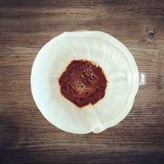 Endlich Freitag! Erst ein Kaffee dann müssen wir die Aboboxen vorbereiten.