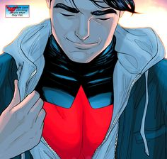 Nightwing #29 - 'It's always been about catching people when they fall.'