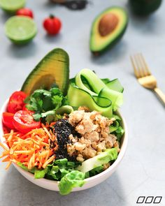 Avert your eyes: Ridiculously sexy burrito bowl below! Just as the name suggests, we have stripped back our favouritego-to fast food and turned it into something magical.  What's the secret to our Naked Burrito Bowl? It can be made with almost anything you have in your fridge, from beans or chickpeas, to turkey or …