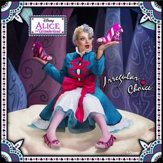 Do you know where you want to go? It really doesn't matter... as long as you're appearing in these Cheshire Cat delights. 'Cheshire Cat' and 'Cheshire Flat' Limited edition Irregular Choice - Alice in Wonderland collection appearing in stores worldwide soon... ‪#‎IrregularAlice‬ www.irregularchoice.com
