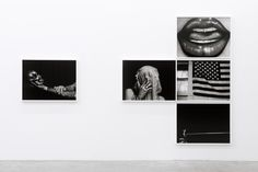Hedi Slimane. Fragments Americicana Exhibition, Almine Rech Gallery, Brussels