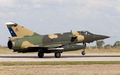 Mirage 5MA Elkan -          Mirage 5MA Elkan : Mirage 5BA repotenciado vendido a Chile.