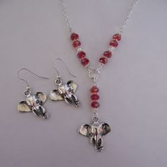Handmade Jewellery - Set £3.90. A gift idea by flossies emporium found on www.MyOwnCreation.co.uk: 18