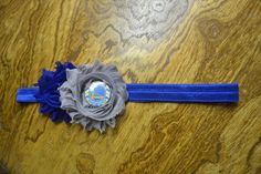 Golden State Warriors Girl Headband by LooksWellSaid on Etsy https://www.etsy.com/listing/253639513/golden-state-warriors-girl-headband