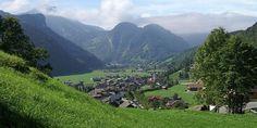 Ein schöner familienfreundlicher Rundweg durch Bizau. Austria, Golf Courses, Dolores Park, Mountains, Nature, Travel, Communities Unit, Viajes, Traveling