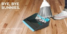 quirky products | index I can now corral all the floating clumps of dog hair on my floors.