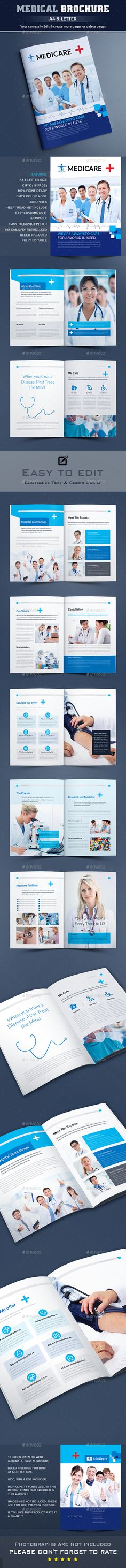 104 best medical brochure images in 2018 editorial design