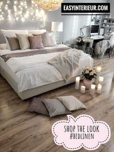 Meine Lieblingsbettwäsche Und Accessoires Zum Nachshoppen. Hier Einfach Per  Klick Zum Nachshoppen. #werbung. Schlafzimmer ...