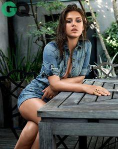 Adèle Exarchopoulos GQ magazine november 2013