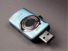 Canon Camera Thumbdrives - It's my camera! In miniature!!!