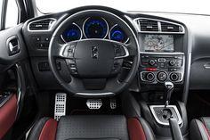 #Citroen #DS4 #Interior #Powerful #Modern