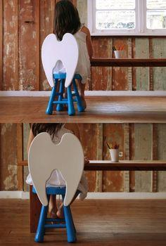 Яркая и оригинальная детская мебель