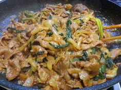 Korean Pork Bulgogi (cheater's version)