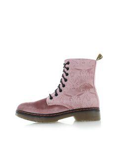 Svetloružové členkové topánky Marley - Čižmy - Dámska obuv 79872ccd665