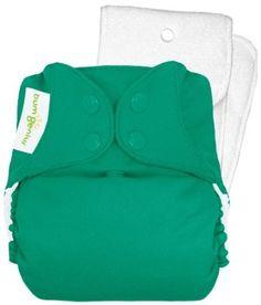 BumGenius 4.0 Pocket Cloth Diaper - Snap - Hummingbird - One Size