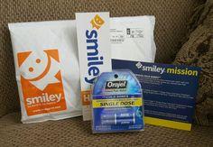 Smiley360Orajel™ Single Dose Cold Sore Treatment Mission - #orajelsingledose #GotItFree