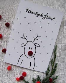 Easy Christmas Ornaments, Christmas Card Crafts, Christmas Drawing, Christmas Cards To Make, Homemade Christmas Gifts, Christmas Printables, Silver Christmas, Christmas Family Feud, Holiday Party Games