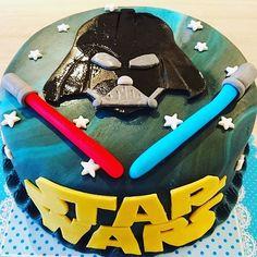 Gâteau Star wars