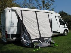 Motor Rally AIR Pro 260L 2015|inflatable motorhome awning