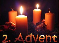 Ich wünsche allen meinen Freunden einen wunderschönen 2. Advent!  SABRINA  www.GOHERB.eu