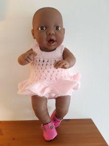Breipatronen meisje | Me, Myself & I. Crochet Dolls, Crochet Hats, Baby Born, Reborn Dolls, Doll Clothes, Knitting, Kids, Crafts, Outfits