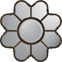 Found it at Wayfair - Gothic Remembrance Mirror