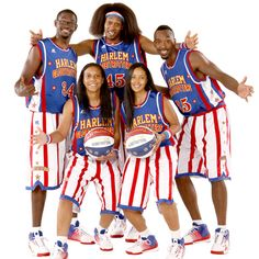 Top 12 Moments of 2012. #7- The 2013 Harlem Globetrotters rookie class. #HappyNewYears