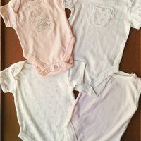 Soft Baby Cloths (Baju Bayi)