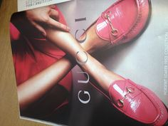 Spring 13' Gucci loafers!