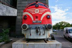 Közlekedési Múzeum (Museum of Transportation) in Budapest, Hungary   A Wayfaring American