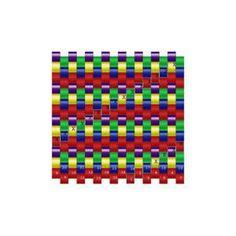 How to Read a Peyote Stitch Pattern: Even Count Tubular Peyote Stitch