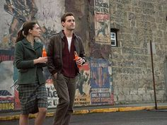 I'm surprised by how much I liked the costumes for Amazon's new pilot The Man in High Castle, especially for the character of Juliana. Great work from costume designer Audrey Fisher. I liked the use of muted colors, and the simplicity of the pieces.