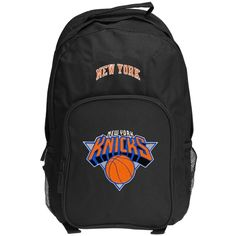 New York Knicks - Logo Medium Black Backpack