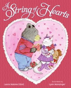 The String of Hearts book activities