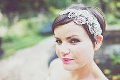 Image by Anna Hardy. Bridal make up. Wedding make up. Smokey eye. Pink lipstick.