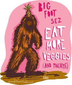 Eat more veggies. #fitness #motivation #p90x #juliomedina #shakeology #beachbody