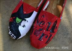 wicked shoes