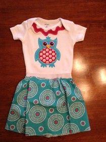 Cute, Easy, Homemade Skirts