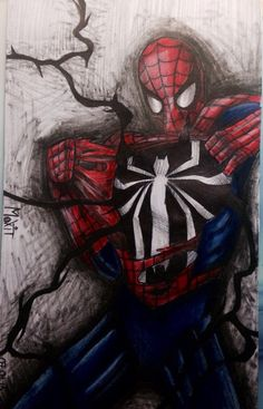 Spiderman by MaXiT16 on @DeviantArt