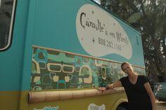 Camille's on Wheels (Oahu, Hawaii) - Chimichurri Steak Taco