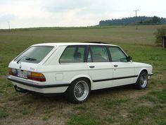 BMW e28 5-Series Estate